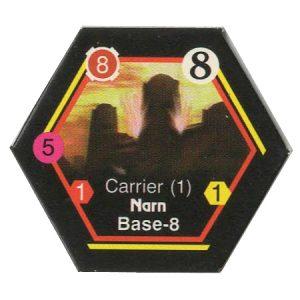 Babylon 5 CGS – Narn – Base-8