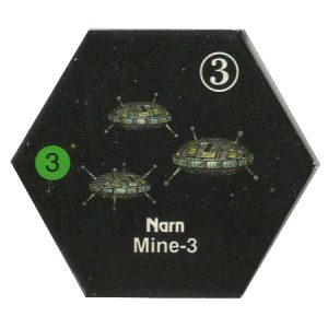 Babylon 5 CGS – Narn – Mine-3
