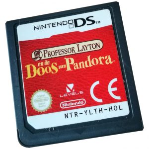 Professor Layton en de Doos van Pandora – Cartridge only