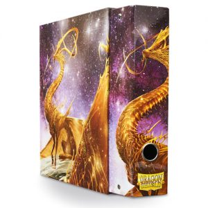 SLIPCASE BINDER - Dragon Gold