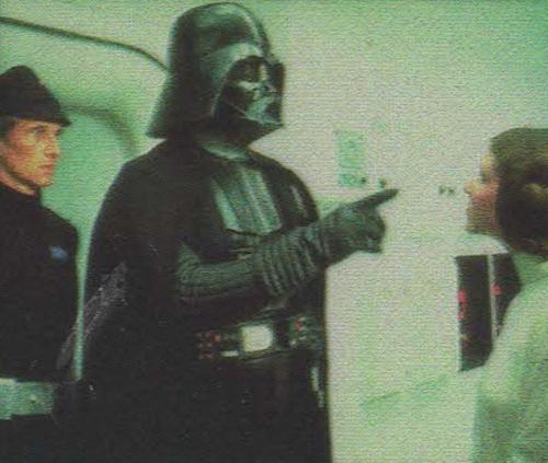 Star Wars Movie Shot - 001