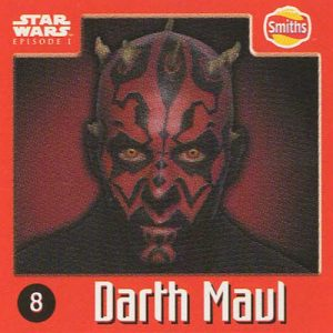 Smiths Punten – Star Wars – Episode I – 8-Darth Maul