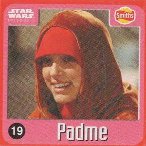 Smiths Punten – Star Wars – Episode I – 19-Padme