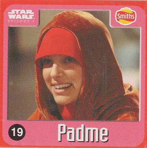 Smiths Punten - Star Wars - Episode I - 19-Padme