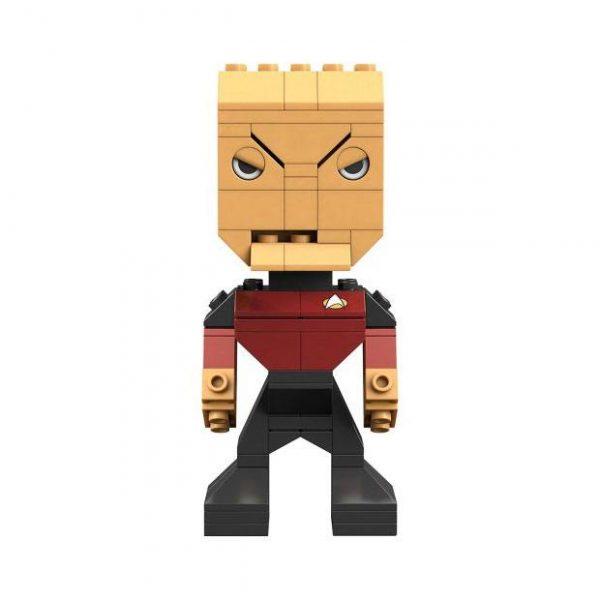 Star Trek - Picard - Kubros - 14cm