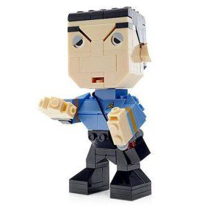 Kubros - Star Trek - Spock - 14cm