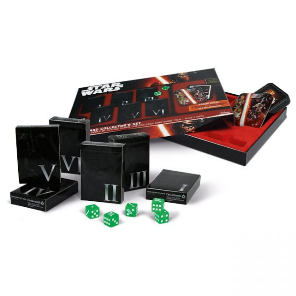 Star Wars Playing Cards - Gift Box