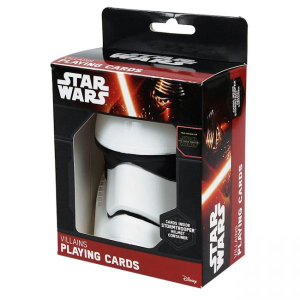 Star Wars Playing Cards - Stormtrooper - Fan Edition