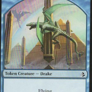 Drake Token - Amonkhet - Mint