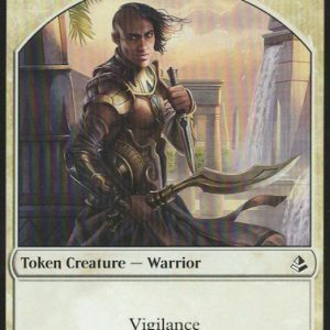 Warrior Token - Amonkhet - Mint