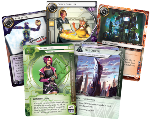 Android Netrunner - Reign and Reverie