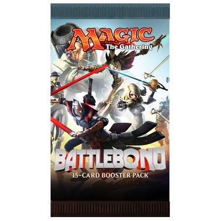 Magic the Gathering Battlebond Boosterpack