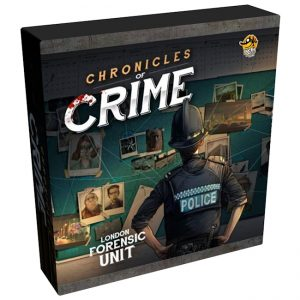 Chronicles of Crime + Bonus Scenario: Devil's Kitchen