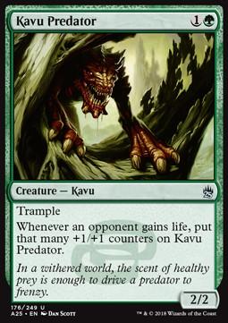 Kavu Predator (Foil)