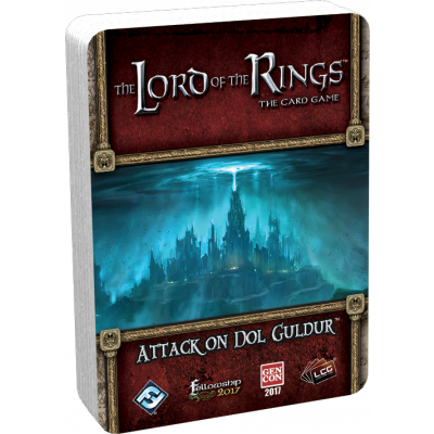 Lord of the Rings LCG - Attack on Dol Guldur