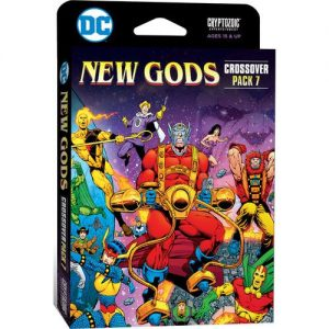 DC Deck Building Game - Crossover Pack 7 - New Gods
