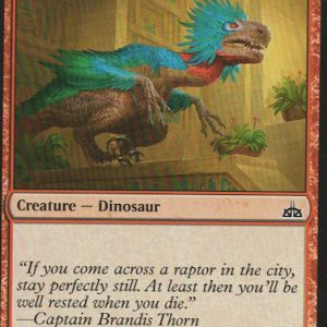 Orazca Raptor