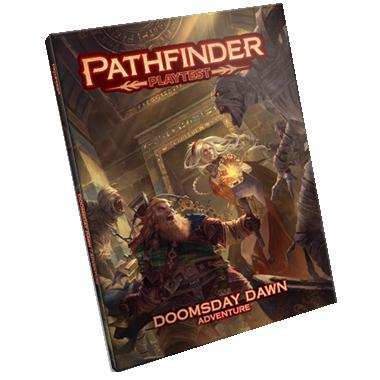 Pathfinder 2.0 Playtest - Adventure: Doomsday Dawn
