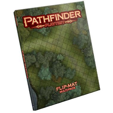 Pathfinder 2.0 Playtest - Flip Mat - Multi-Pack