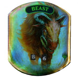 Relic Tokens - Beast - FOIL - Eternal Collection