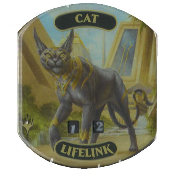 Relic Tokens - Cat - Eternal Collection