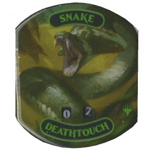 Relic Tokens - Snake - Eternal Collection