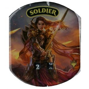 Relic Tokens - Soldier - Eternal Collection