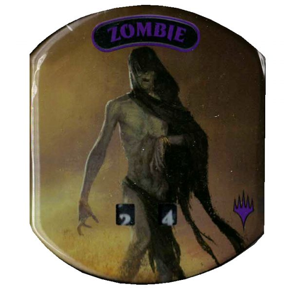 Relic Tokens - Zombie - Eternal Collection