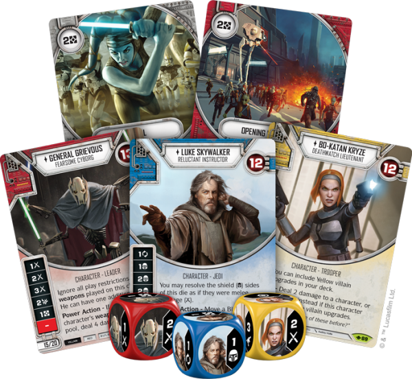 Star Wars Destiny - Way of the Force - Boosterbox