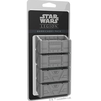 Star Wars Legion - Barricades Pack