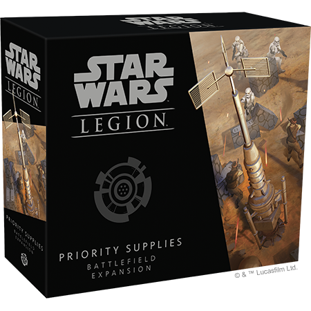 Star Wars Legion - Priority Supplies