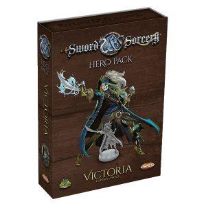Sword & Sorcery Victoria Hero Pack