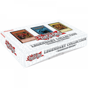 Yu-Gi-Oh! - Legendary Collection 1 (Reprint year2010)
