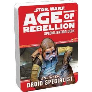 Star Wars Age of Rebellion - Droid Specialist Deck