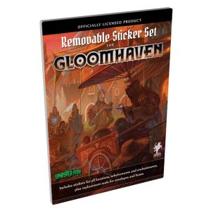 Gloomhaven – Removable Sticker Set