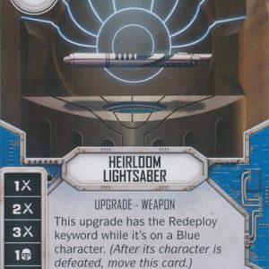 Heirloom Lightsaber