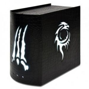Illuminated Card Chest - DragonHide