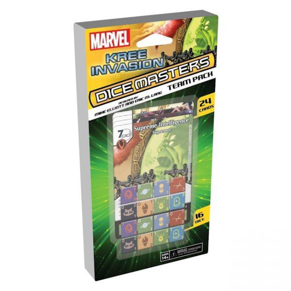 Marvel Dice Masters: Kree Invasion – Team Pack