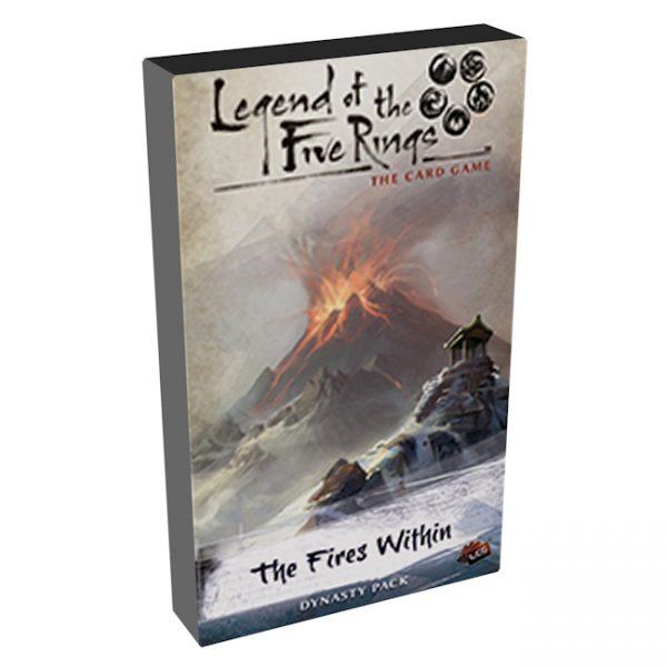 Legend of the Five Rings – The Fires Within