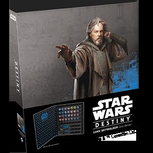 Star Wars Destiny – Luke Skywalker Dice Binder