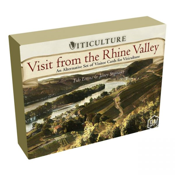 Viticulture – Visit from the Rhine Valley