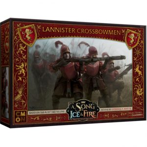 A Song of Ice & Fire – Lannister Crossbowmen