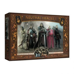 A Song of Ice & Fire - Neutral Heroes I