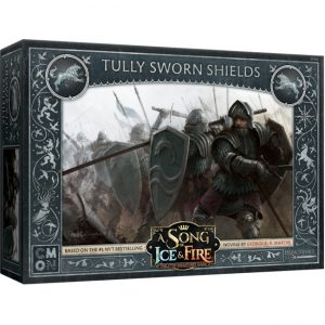 A Song of Ice & Fire – Tully Sworn Shields