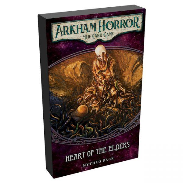 Arkham Horror LCG – Heart of the Elders