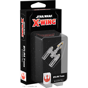 X-Wing Second Edition - BTL-A4 Y-Wing Expansion Pack