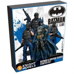 Batman Miniature Game 2nd Edition - Batman - Starter Set