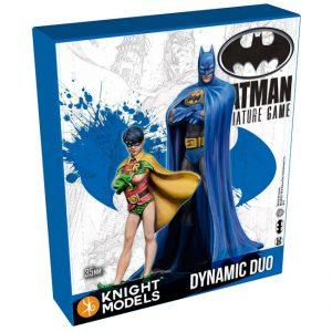 Batman Miniature Game 2nd Edition - Dynamic Duo