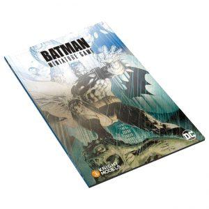 Batman Miniature Game - 2nd Edition Rulebook