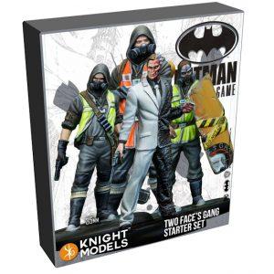 Batman Miniature Game 2nd Edition - Two Face's Gang - Starter Set